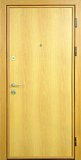 дешёвые входные двери с отделкой пвх
