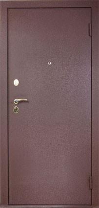 металлическая дверь с порошковым напылением в троицке цена